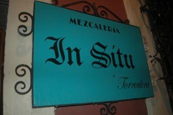 Mezcalería In Situ